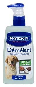 Phytosoin - 095144 - Chiens - Baume Démêlant - Pompe Dispenseur - 150 ml