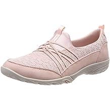 Go Walk Lite-Rise, Zapatillas sin Cordones para Mujer, Rosa (Pink), 37 EU Skechers