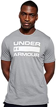 Under Armour Men's Wordmark Short Sleeve