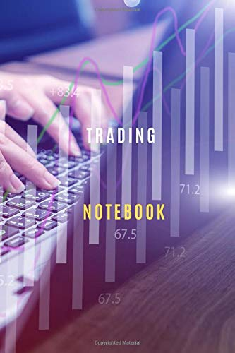 Trading business planner notebook Diary | Log | Journal For Recording trading Goals, Daily Activities, & Thoughts ,History, and profits: Trading ... journal to progress in your trading profit