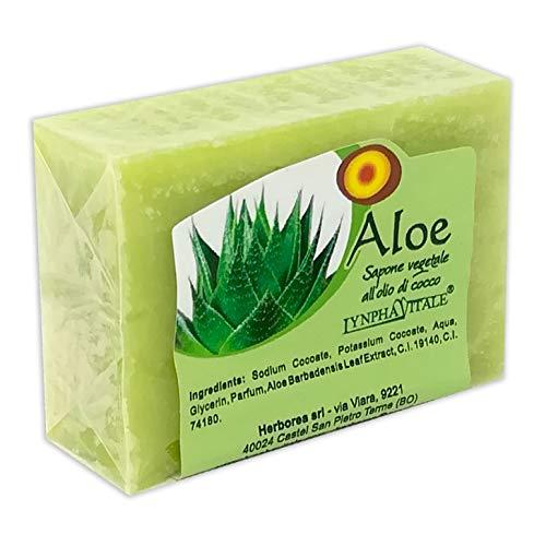 Jabón Azufre - Jabonería Aloe Vera - jabones elaborados