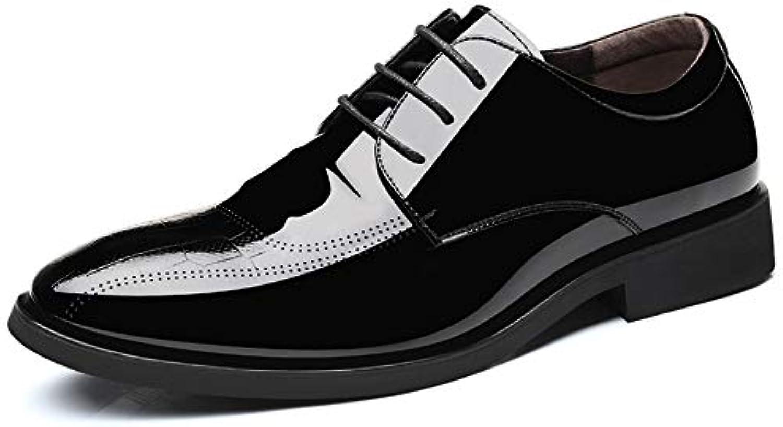 SRY-Scarpe di di di Moda Scarpe semplici da Uomo in Pelle Stile Casual e Stile Casual con Lacci | Spaccio  | Gentiluomo/Signora Scarpa  f1df47