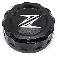 Z900 Z800 Z750 Z1000 Motorcycle Tapa del Depósito de Líquido Trasero, Tapa del Depósitos de