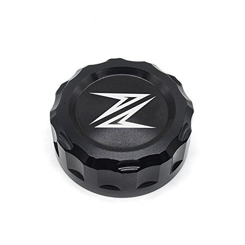 Z300 Z650 Z900 Z800 Z750 Z1000 Motorrad Bremse Hintere Bremsflüssigkeitsbehälter Kappe Für Kawasaki Z300 2016 Z650 2017 2018 Z900 2017 2018 Z800 2013-2017 Z750 R 2006-2010 Z1000 2007-2016 - Schwarz