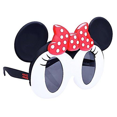 Sun-Staches Party-Kostüm Minnie Maus dunkle Linse Kinder Cosplay - Sehr Beliebte Kinder Kostüm