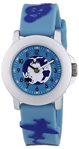 Esprit Jungen-Armbanduhr Up & Away Analog Quarz Plastik ES103454006