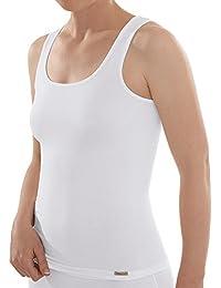 2er Pack Comazo Earth Damen Unterhemd - Fairtrade Unterhemden - Bio  Baumwolle - Shirt ohne störende 60dc14e4a1