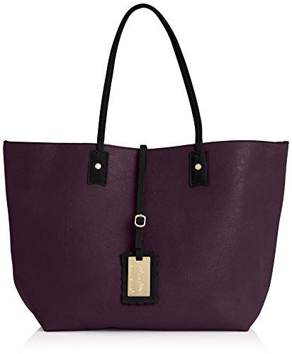 swankyswans-nina-large-reversible-fourre-tout-femme-violet-violet