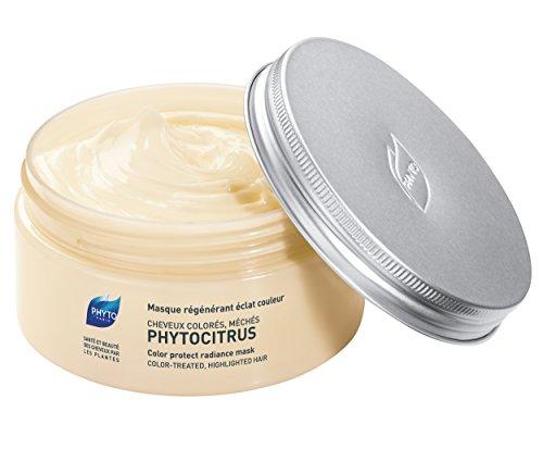 Phyto Phytocitrus Masque Régénérant Éclat Couleur pour Femme 200 ml