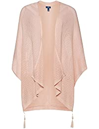 TOM TAILOR Damen Cape knit cape/507
