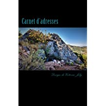 Carnet d'adresses: Adresse / Telephone / E-mail / Anniversaire / Site Web / Log in / Mot de passe / Collection Mysteres 8
