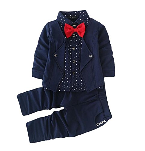 Ishi Fashion Destination Party Wear Cotton Suits Top and Bottom for Boys...