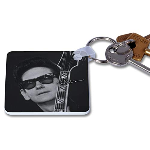 Roy Orbison 1 Novelty Keyring Printed Autographed Key Chain