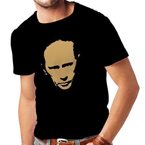 hirt Russische politische - Wladimir Putin - Владимир Путин - Russland (Large Schwarz Gold) ()