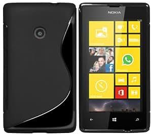 mumbi S-TPU Schutzhülle Nokia Lumia 520 Hülle