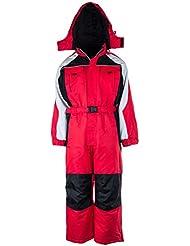 PEEM Combinaison de ski pour enfant LB1203116–140