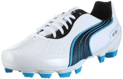 Puma V5.11 I Fg 102337 Scarpe Sportive Da Uomo - Calcio Bianco / Bianco-nero-dresen Blu