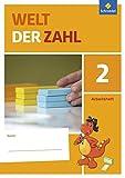 Welt der Zahl - Allgemeine Ausgabe 2015: Arbeitsheft 2
