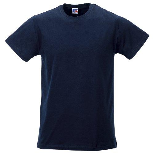 Russell Slim T-Shirt für Männer Dunkelblau
