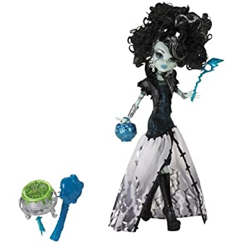 HALLOWEEN DOLL MONSTER HIGH FR
