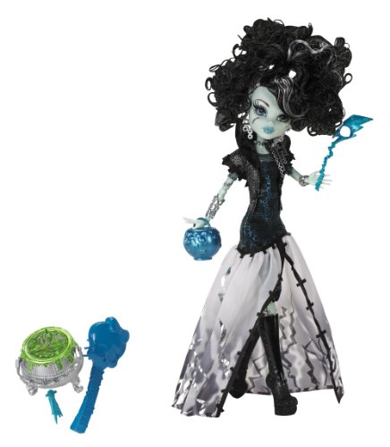High Monster Kostüm Ein Macht - Mattel Monster High X3714 -  Kostümparty Frankie, Puppe