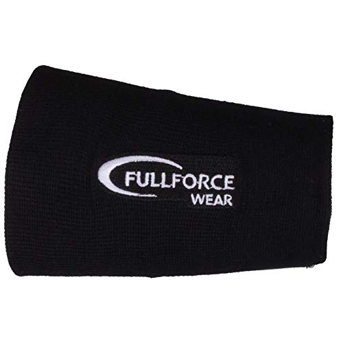Full Force Wristcoach Jugend, Junior, Youth, Playmaker, schwarz, Untouchable 3 Fenster Wristcoach