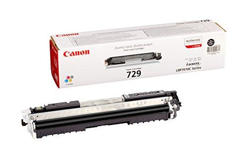 Preisvergleich Produktbild Canon 4370B002 729-BK Tonerkartusche schwarz