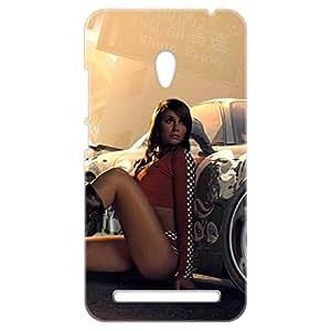a AND b Designer Printed Mobile Back Cover / Back Case For Asus ZenFone 6 (ZEN_6_3D_2096)