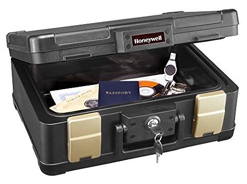 Honeywell 1103 1/2 Hour Fire/Water Safe Chest 7.3