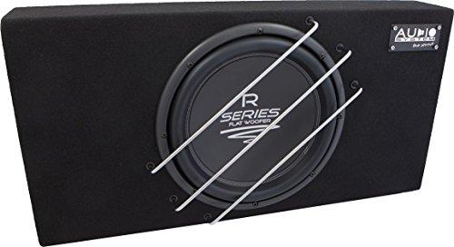 Audio System R 12 FLAT G RADION-SERIES HIGH EFFICIENT Gehäuse Subwoofer 575 Watt