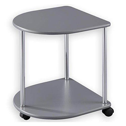 Couchtisch FELINA Beistelltisch Wohnzimmertisch Tisch rund mit