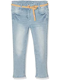 TOM TAILOR Kids Girl's Light Blue Washed Denim Jeans