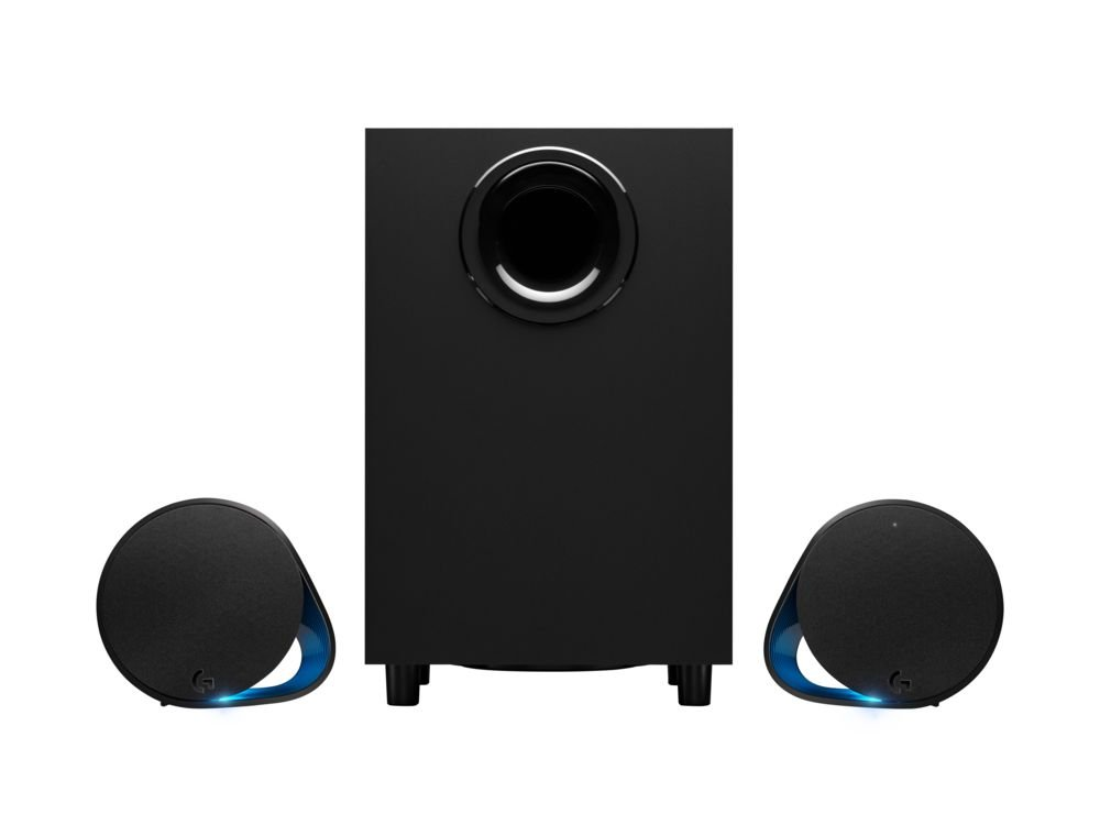 41XIKKpbJzL - Logitech G560 PC Gaming Ultra Surround Sound Speakers with Game Driven RGB Lighting, UK Plug
