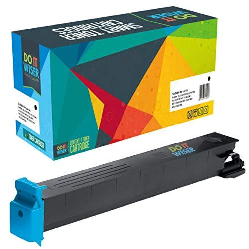 Do it Wiser Toner kompatibel TN213 TN213C für Konica Minolta Bizhub C353 C203 C200 C253 C253 (19.000 Seiten) (Konica Minolta C200)
