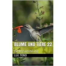 Blume und Tiere 22: Bildersammlung (German Edition)