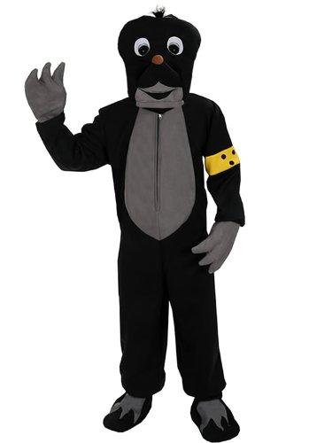 Maulwurf Kostüm - Maulwurf Einheitsgrösse XXL Kostüm Fasching Karneval Maskottchen
