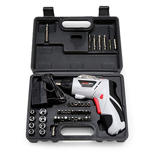 Sunnyday Juego Destornilladores eléctricos 4.8V Taladro