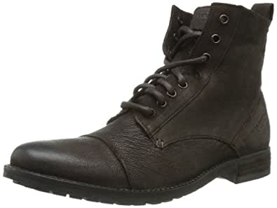 levi 39 s 220905 872 boots homme marron dark brown 29 46 eu 12 uk chaussures et. Black Bedroom Furniture Sets. Home Design Ideas