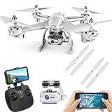 ┃BYEEEt┃ Drone S5 - Droni Quadricotteri GPS Fotocamera 1080P HD 2.4GHz con...