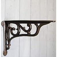Staffe Per Mensole In Ferro.Bowley And Jackson Deco Staffa Per Mensola Decorativa Stile