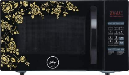 Godrej 28 L Convection Microwave Oven (GME 728 CF1 PM, Golden Rose)