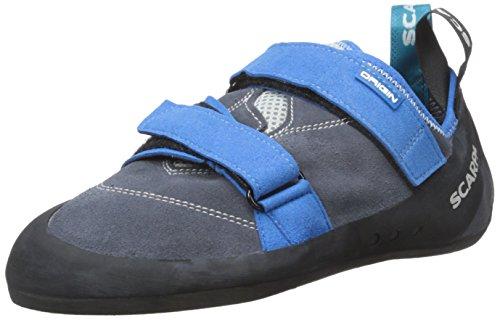 SCARPAORIGIN Climbing Shoe-U - Origin Kletterschuh-u Unisex-Erwachsene, Grau (Eisengrau), 40 EU