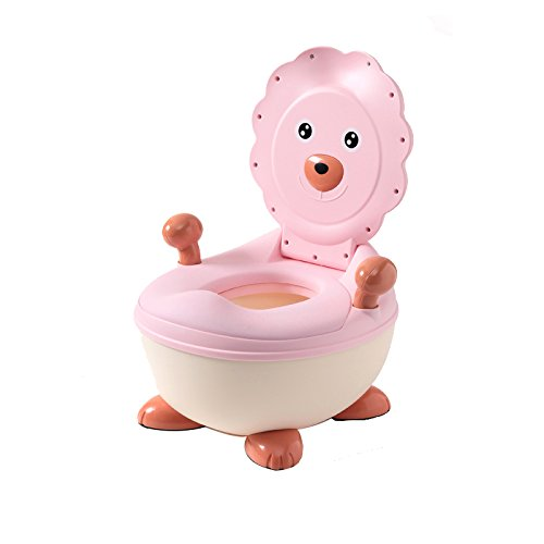 Children's toilet Enfants Toilette- Toilettes pour Enfants Vert PP en Plastique Extra-Large Bébé Filles Enfant Bébé 1-3-6 Ans Vieille Fille Tabouret Mâle Urinoir