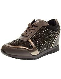 8d57a7d333dd3 Amazon.es  cuñas mujer - XTI  Zapatos y complementos