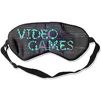 Sleep Eye Mask Video Games Lightweight Soft Blindfold Adjustable Head Strap Eyeshade Travel Eyepatch E7 preisvergleich bei billige-tabletten.eu
