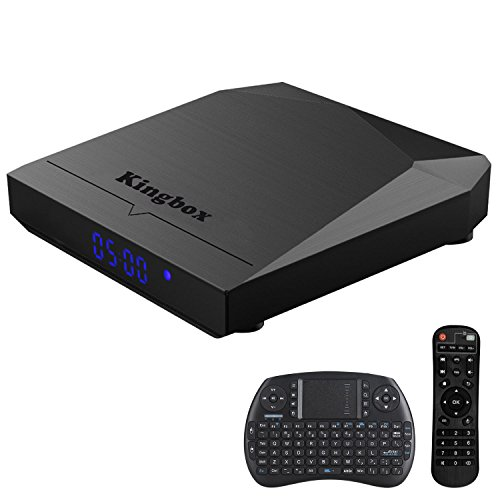 Foto Kingbox K3 Android 7.1 TV Box 2GB RAM + 16GB ROM [2018 Ultima...