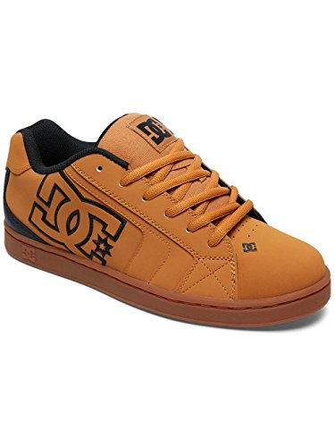 DC Shoes - Sneakers unisex Marron - Wheat/Black/Dk Chocolate