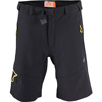 2117 of Sweden Herren 7836910-013 Eco Outdoor Shorts Sparön light grey
