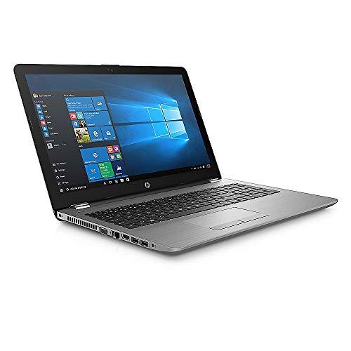 """HP 15 (15,6\"""" HD) Notebook Silber, AMD A4 2.6GHz, 16GB RAM, 1000GB HDD, DVD-Brenner, Win 10 PRO, WLAN, Bluetooth, USB 3.1, HD Webcam + G-Data Antivirus"""