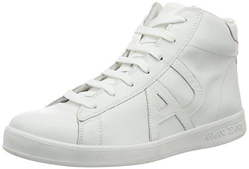 Armani - 935566cc500, Scarpe da ginnastica Uomo, Bianco (Bianco 00010), 44 EU